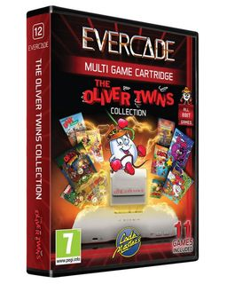 Blaze Evercade Oliver Twins Collection 1 incl. 11 Games