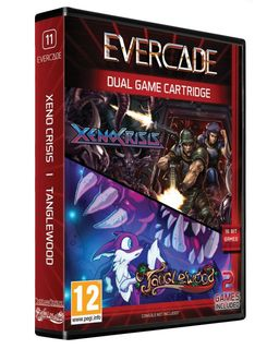 Blaze Evercade Xeno Crisis and Tanglewood Double Pack