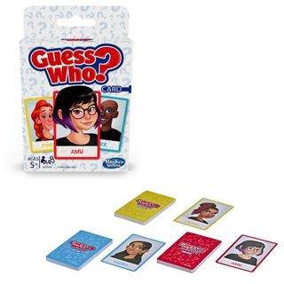 Hasbro Table Classic Card Games Guess Who (Greek)