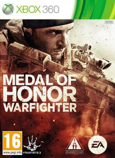 Xbox 360 Medal of Honor: Warfighter [USED] (Grade A)
