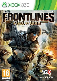 Xbox 360 Frontlines: Fuel of War [USED] (Grade A)