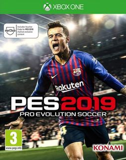 Xbox One Pro Evolution Soccer 2019 [USED] (Grade A)