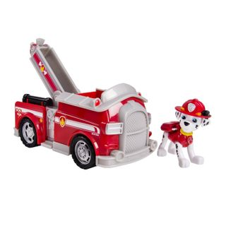 PAW Patrol - Marshall's Fire Truck Vehicle with Figure