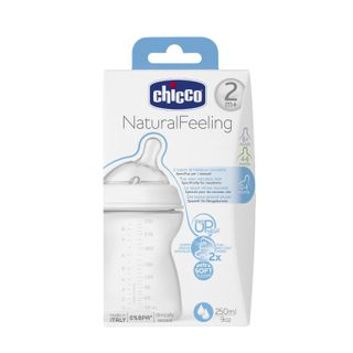 Chicco Step Up Pudele, 2m+, 250ml