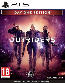 PS5 Outriders [USED] (Grade A)