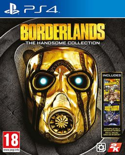 PS4 Borderlands: The Handsome Collection [USED] (Grade A)