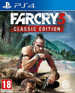 PS4 Far Cry 3 Classic Edition [USED] (Grade A)