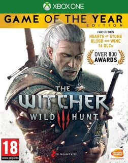 Xbox One Witcher 3: Wild Hunt GOTY Edition incl. Russian Audio [USED] (Grade A)