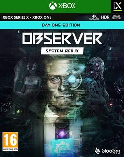 Xbox One Observer: System Redux Day One Edition