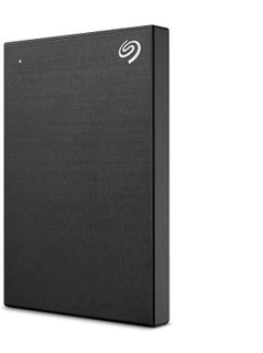 Seagate - One Touch Potable Hard drive - 5TB