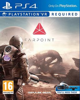 PS VR Farpoint [USED] (Grade A)