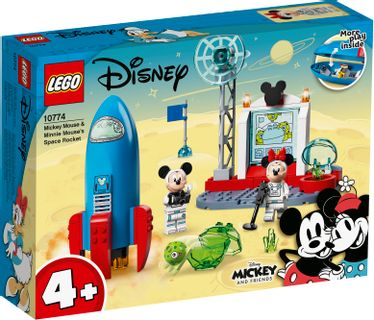 LEGO Disney - Mickey Mouse & Minnie Mouse's Space Rocket (10774)