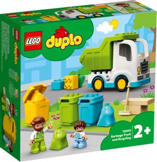 LEGO Duplo - Garbage Truck and Recycling (10945)