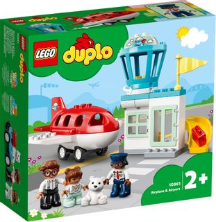 LEGO DUPLO Plane and Airport