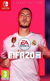SWITCH FIFA 20 Legacy Edition [USED] (Grade A)