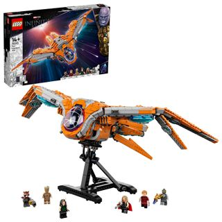 LEGO Super Heroes - The Guardians Ship (76193)