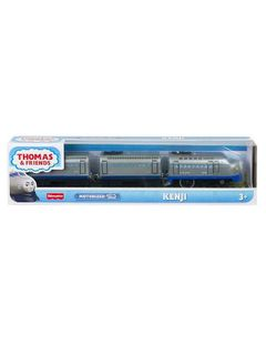 Fisher-Price Thomas  Friends Trackmaster: Trains With 2 Wagons - Kenji
