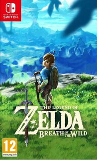 SWITCH Legend of Zelda: Breath of the Wild [USED] (Grade A)