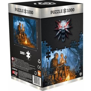 Good Loot Puzzle: Witcher - Journey of Ciri, 1000 Pieces