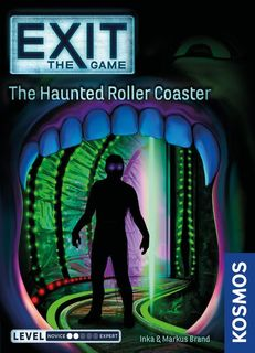 Exit: The Haunted Rollercoaster (English)