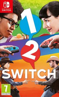 SWITCH 1-2 Switch [USED] (Grade A)