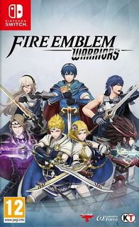SWITCH Fire Emblem Warriors [USED] (Grade A)