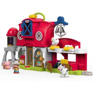 Fisher-Price - Little People Caring for Animal Farm
