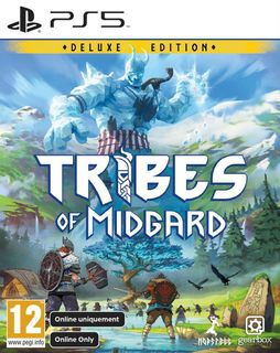 PS5 Tribes of Midgard: Deluxe Edition