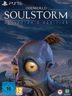 PS5 Oddworld Soulstorm Collector's Oddition