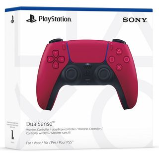 PS5 PlayStation 5 DualSense Wireless Controller - Cosmic Red