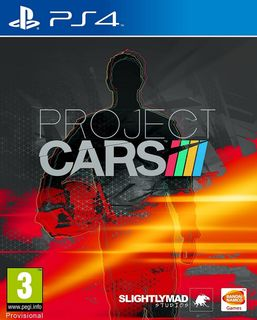 PS4 Project CARS [USED] (Grade B)