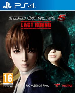 PS4 Dead or Alive 5: Last Round [USED] (Grade A)