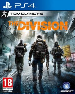 PS4 Tom Clancy's The Division incl. Russian Audio [USED] (Grade A)