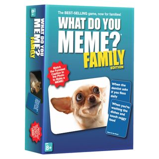 What Do You Meme? - Family Edition Adult Party Game