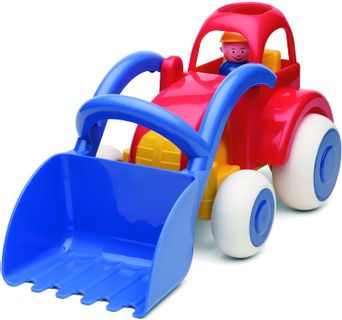 VIKING TOYS tractor, 28cm