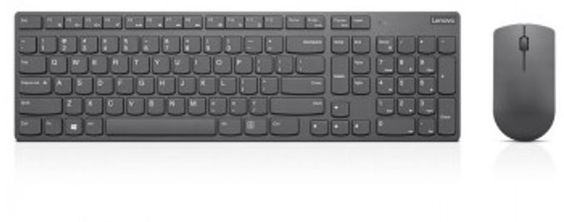 LENOVO PROFESSIONAL ULTRASLIM WIRELESS KEYBOARD AND MOUSE NORDIC