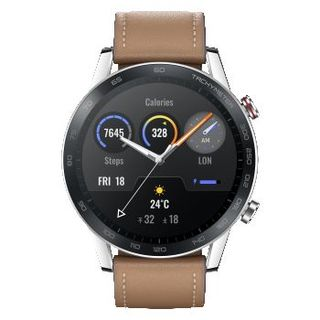 HONOR MAGICWATCH 2 46MM SMARTWATCH - BROWN