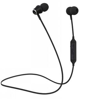 CELLY BLUETOOTH STEREO EARPHONES - BLACK