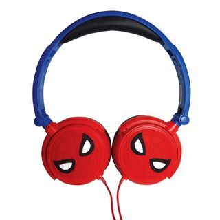 Lexibook - Spider-Man Stereo Wired Foldable Headphone