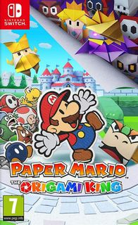 SWITCH Paper Mario: The Origami King [USED] (Grade A)