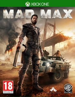 Xbox One Mad Max [USED] (Grade A)