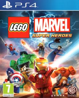 PS4 LEGO Marvel Super Heroes [USED] (Grade A)