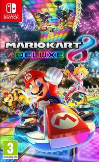 SWITCH Mario Kart 8 Deluxe [USED] (Grade A)