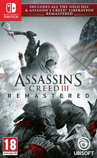 SWITCH Assassin's Creed III and Liberation Remastered [USED] (Grade A)