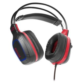 Speedlink DRAZE Gaming Headset - Black/Red (All Consoles, PC)