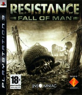 PS3 Resistance: Fall of the Man [USED] (Grade B)