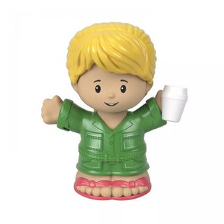 Fisher-Price: Little People - Mom In Jumpsuit Figure (HCG95)