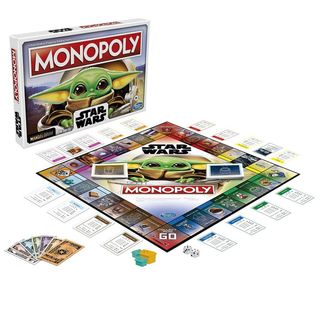 MONOPOLY Star Wars: The Mandalorian - The Child Edition