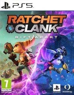 PS5 Ratchet and Clank: Rift Apart [USED] (Grade A)