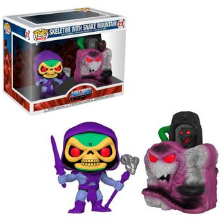 POP! Town: Master of the Universe - Skeletor with Snake Mountain Vinyl Figure